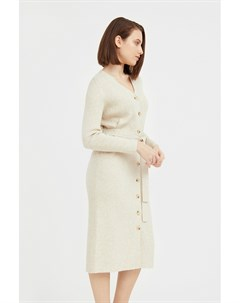 Трикотажное платье рубашка Finn flare