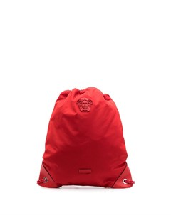 Рюкзак с логотипом Medusa Versace