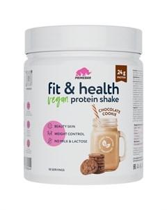 Мультикомпонентный растительный протеин Шоколадное печенье 550 г Primebar