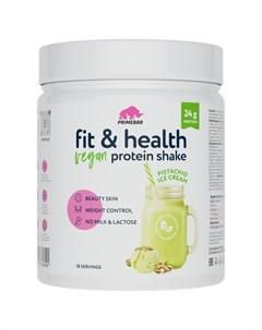 Мультикомпонентный растительный протеин Фисташковое мороженое 550 г Primebar