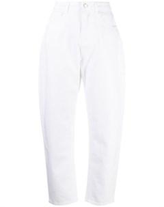 Джинсы с вышивкой For You jeans Ireneisgood