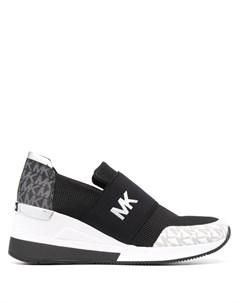 Кроссовки Felix с логотипом Michael michael kors