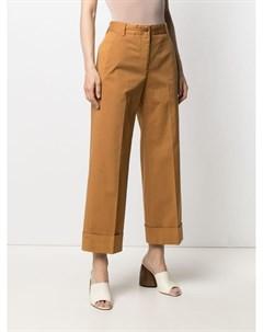 Широкие брюки прямого кроя Brag-wette