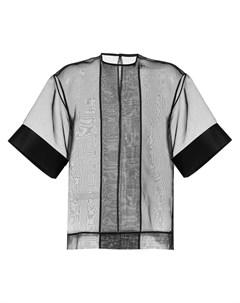 Блузка с сетчатыми рукавами Toga