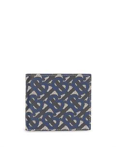 Бумажник с монограммой Burberry