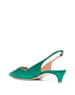 Атласные туфли Misty Rupert sanderson