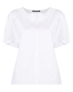 Блузка с присборенными рукавами Luisa cerano