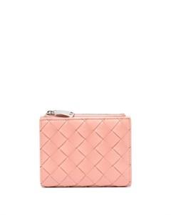 Маленький кошелек с плетением Intrecciato Bottega veneta