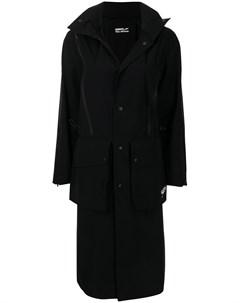 Пальто с вырезами Toga