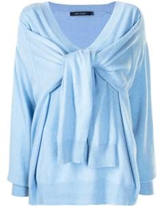 Кашемировый пуловер оверсайз Sofie d'hoore