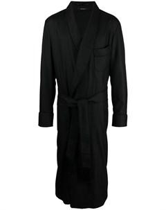 Кашемировый халат с поясом Tom ford