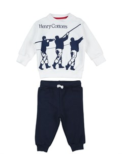 Спортивный костюм Henry cotton's
