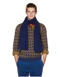 Текстурированный шарф United colors of benetton