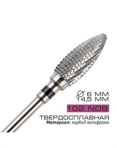 Фреза твердосплавная NDB 102 D 6 мм Cosmake