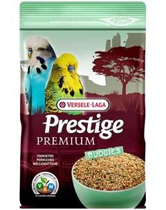 Prestige Premium Budgies корм для волнистых попугаев 20 кг Versele-laga