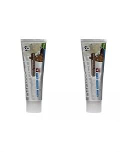 Набор Супервайт Зубная паста 100 мл 2 штуки Biomed Splat