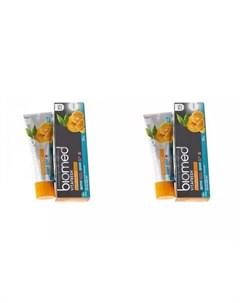 Набор Зубная паста Витафреш 100 г 2 штуки Biomed Splat