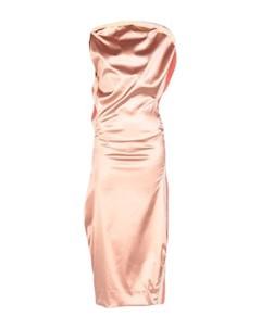 Длинное платье Andreas kronthaler for vivienne westwood