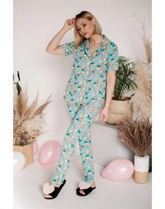 Пижама трикотажная Дикс мороженое Инсантрик