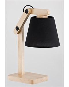 Настольная лампа Joga Black Alfa