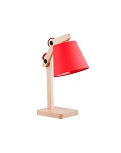 Настольная лампа Joga Red Alfa