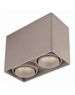 Накладной точечный светильник Donolux