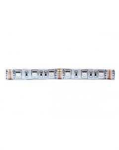 5м Светодиодная лента RGB 12V 14 4W 60LED m IP65 Donolux