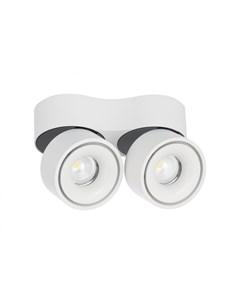 Накладной светодиодный светильник спот Donolux