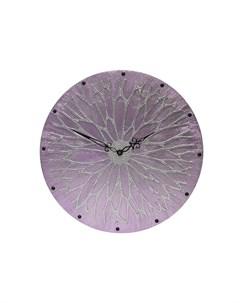 Настенные часы розовый Mariarty