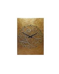 Настенные часы золотой 50 0x70 0x4 0 см Mariarty