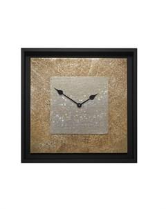 Настенные часы золотой 60 0x60 0x4 0 см Mariarty