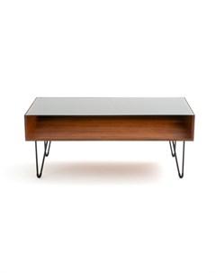 Столик журнальный watford коричневый 100x40x50 см Laredoute