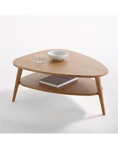 Журнальный столик quilda бежевый 90x37x67 см Laredoute