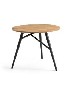 Обеденный стол crueso коричневый 75 см Laredoute