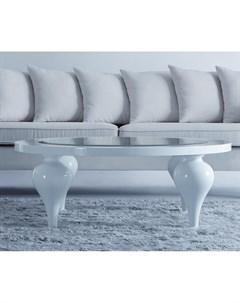 Журнальный столик palermo серый 40 см Fratelli barri