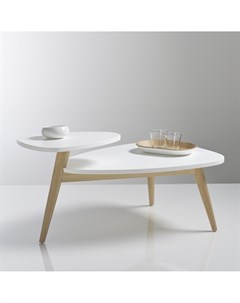 Журнальный столик jimi белый 92x43x54 см Laredoute