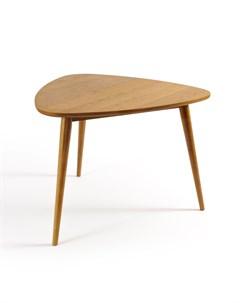 Обеденный стол quilda коричневый 100x75x103 см Laredoute