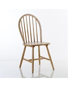 Комплект стульев windsor 2 шт бежевый 46x92x51 см Laredoute