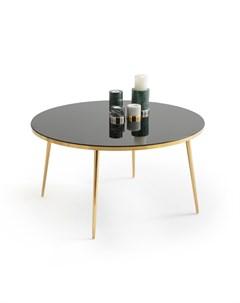 Журнальный столик luxore золотой 43 см Laredoute