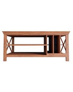 Стол журнальный palermo natural коричневый 108x47x58 см Etg-home