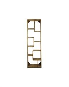 Стеллаж aquarelle коричневый 60x200x30 см Etg-home