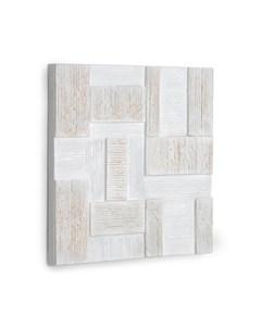 Панно настенное alvida белый 50x50 см La forma