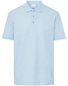 Рубашка поло из ткани пике Burberry