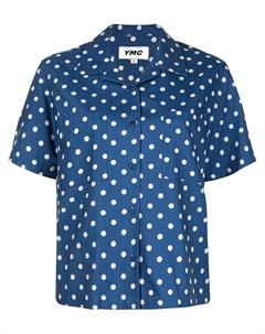 Рубашка Vegas в горох Ymc