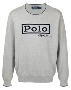 Толстовка с логотипом Polo ralph lauren