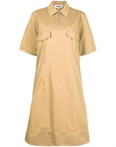 Платье рубашка Harvest Ymc