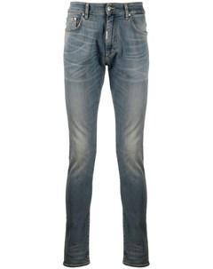 Узкие джинсы средней посадки Represent