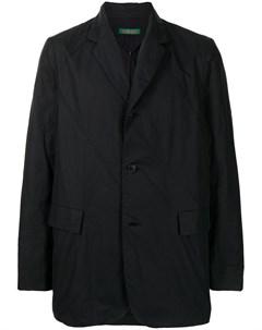 Однобортный пиджак со вставками Casey casey