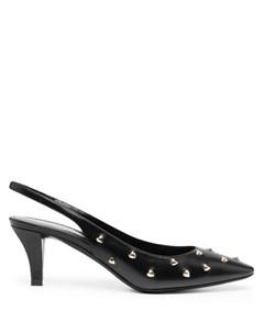Туфли Carole 60 с ремешком на пятке Saint laurent