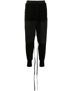 Двухцветные спортивные брюки Niløs